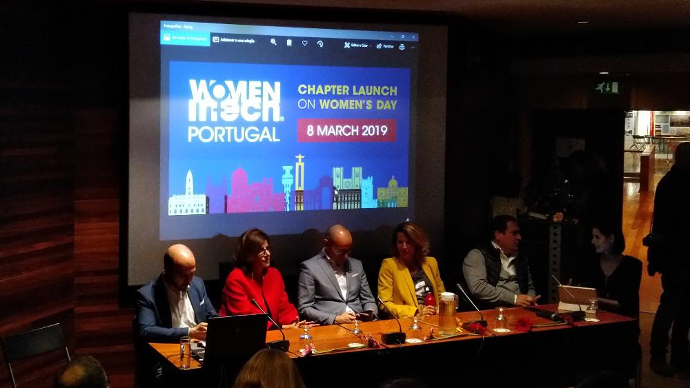 Woman's Day by Women in Tech